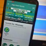 Jogja Smart Service (JSS) : Aplikasi Saat Masuk Jogja